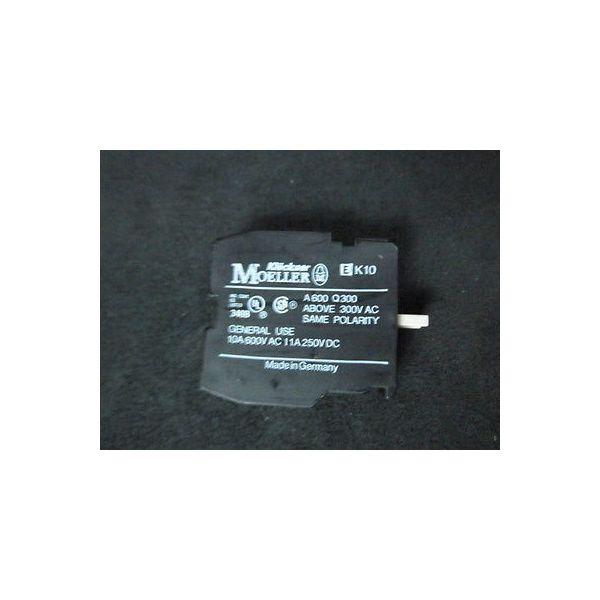 MOLLER A600Q300 General Use, Contact Block, Above 300V AC, 10A 600V 1A 250V DC