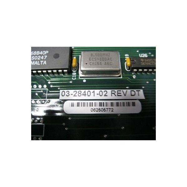 ASML 02-81226 PCB, QUAD STEP Y-ELEV