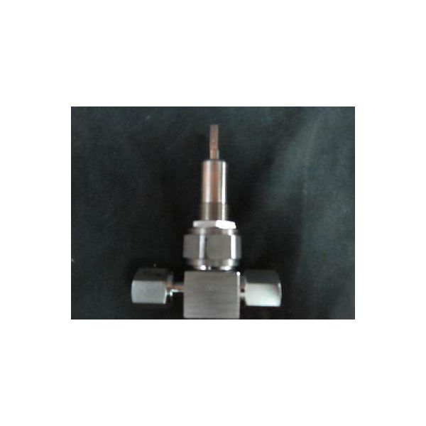 """SWAGELOK SS-BNV51-AB BELLOWS SEALED VALVE, 1/4"""", FEMALE VCR FACE SEAL FITTING; S"""