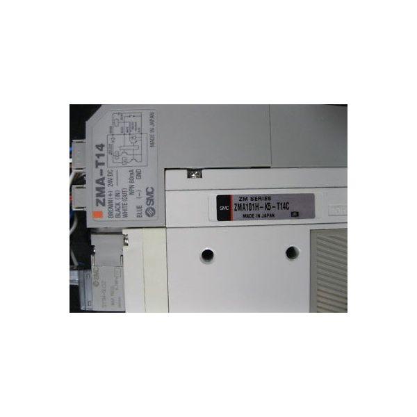 SMC ZMA101H-K5-T14C SOLENOID VALVE7