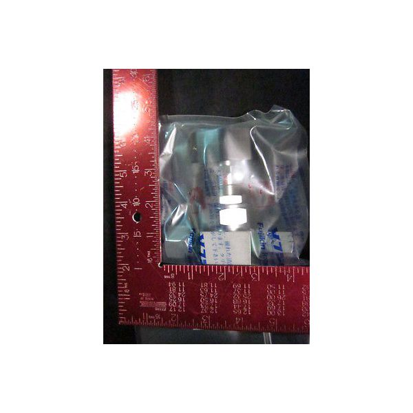 Applied Materials (AMAT) 3870-02887 Valve SS . AG2VL000, 3/8 OD