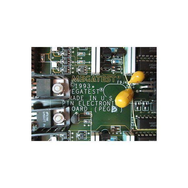 Teradyne 122129 MEGATEST PIN ELECTRONIC BOARD