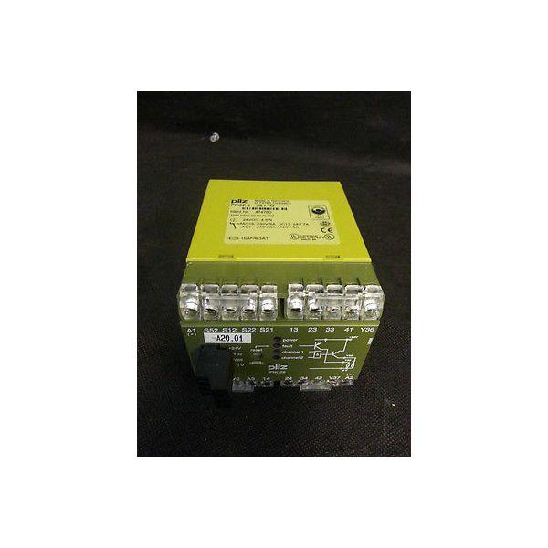 PILZ 474760 SAFETY RELAY 24 VDC 4.5W
