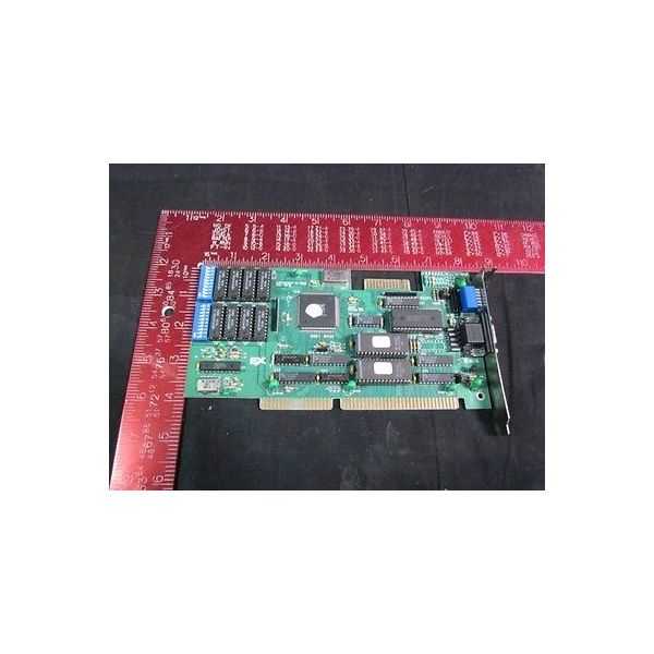 EX 0391 94V0 PCB SUPER VGA DISPLAY CONTROLLER