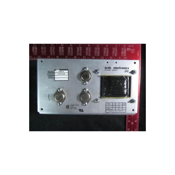 ASTEC 24N4-8 POWER SUPPLY; 24 VOLTS; 8 AMPS
