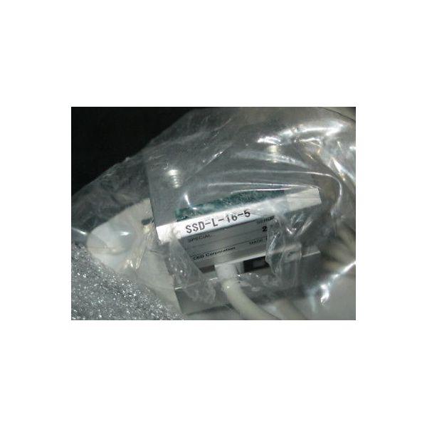 LINTEC SSD-L-16-5-T2V-D CYLINDER, 16X5MM DBL ACT HSG