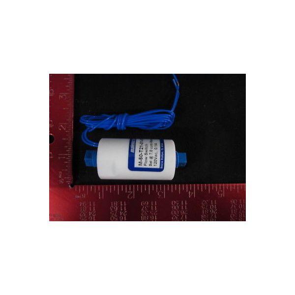 MALEMA SENSORS M-50-T21-01-012 FLOW SWITCH Teflon  (MALEMA SENSORS)