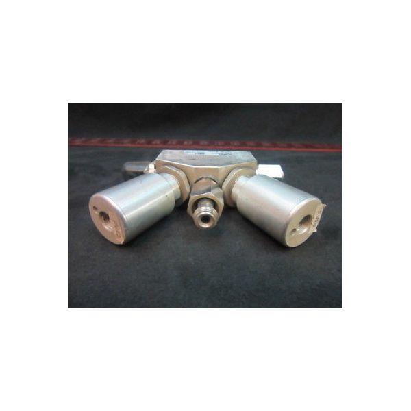 PARKER/VERIFLO 45300368 Air Pressure Diaphragm Valve