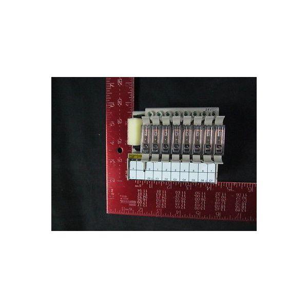 OMRON G7TC-0C08 I/O Relay Terminal P7TF-OS08 24 VDC