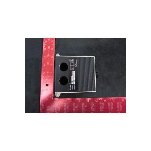 OMRON K2CU-F10A-E HEATER FAULT DETECTOR, LINE BREAK,200 VAC 50/60 HZ 12.5A(AC) M