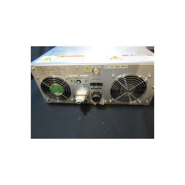 ADTECH POWER AX-2000 13.56 MHz RF POWER PLASMA AIR COOLED GENERATOR, 2KW, AX-200