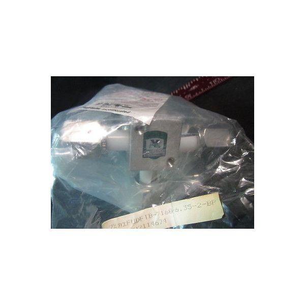 FUJIKIN FUDFTB716G6.35-2BPUP Regulator 316 SS, OPERATE AIR FUDFTB716G6.35-2BPUP