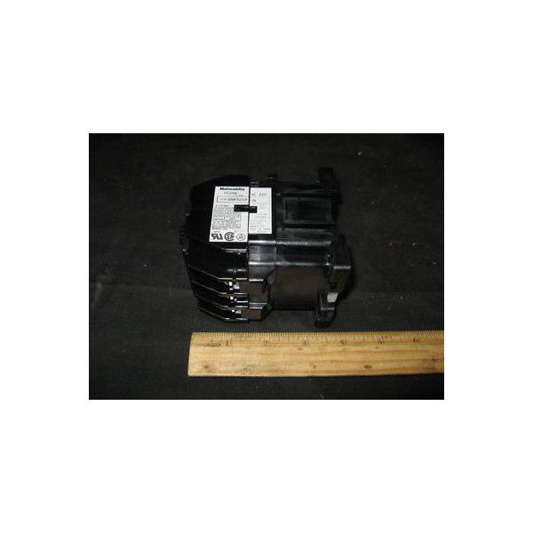 ADVANTEST KRL-001274-2 MATSUSHITA FC25N, BMF625A, K1 COIL RELAY, MAGNETIC CONTAC