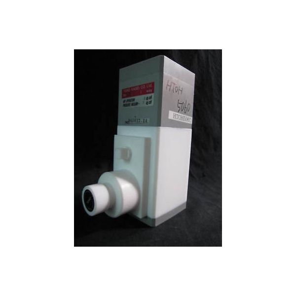 TOHO 4F-AV-N20-NS-CIFF-3/4(NC) VALVE Teflon Flow control NEEDLE, AIR OPERATION V