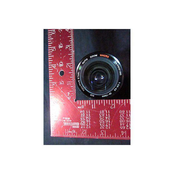 TOU/FIVE STAR 1:3.5-4.5 Lens, 28-75mm, MC Auto Zoom, Macro