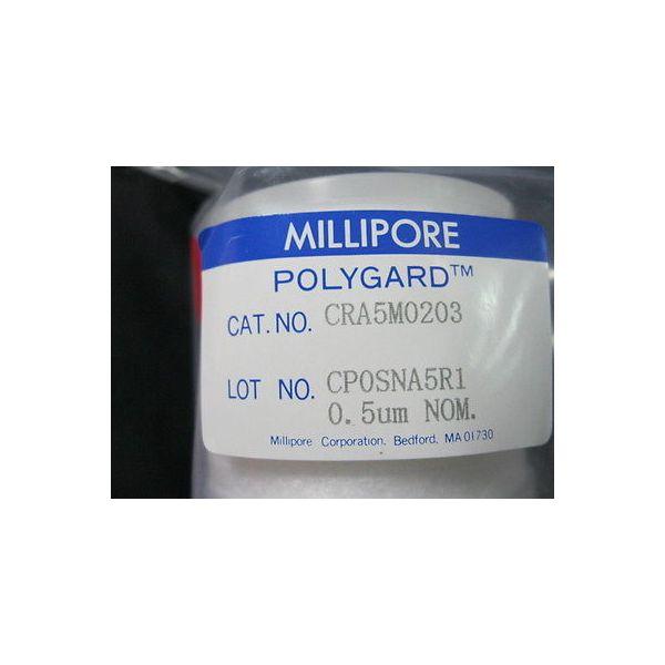 MILLIPORE CRA5M0203 MILLIPORE POLYGARD FILTER, 05UM NOM