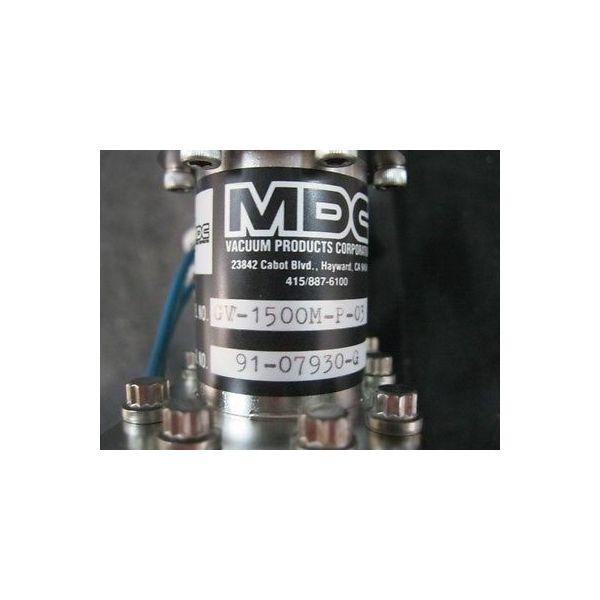 MDC 303001-03 GV-1500M-P-03; 91-07930-G; VALVE, GATE, MODEL GV-1500M-P-03