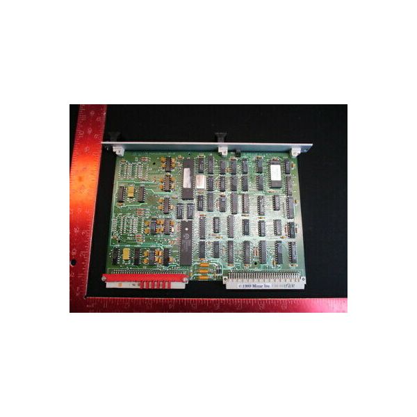 Applied Materials (AMAT) 0100-11022 MIZAR 75801 PCB VME-SIOCMP 450-01083-00
