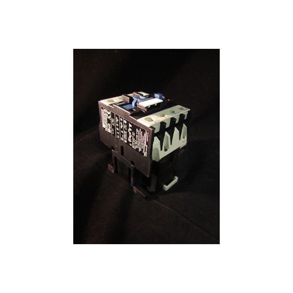 TELEMECANIQUE LC1-D2510B6 24V 60HZ CONTACTOR, 11kW-400V 15HP-460V
