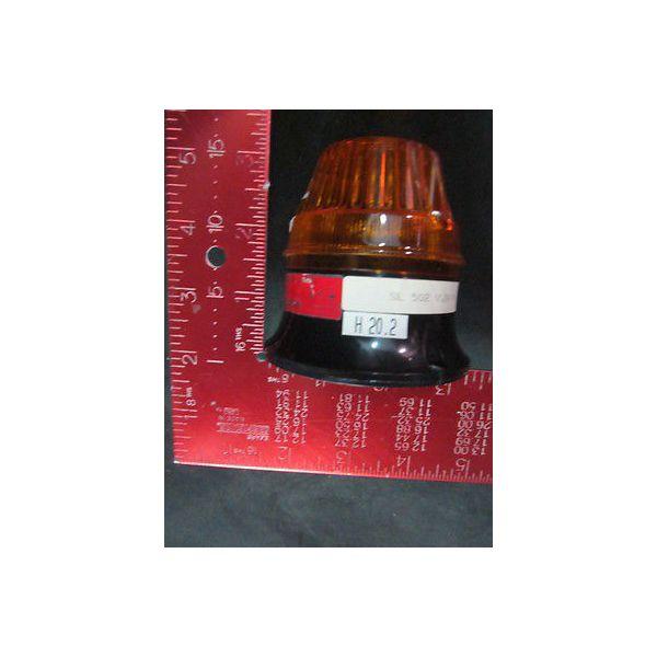 ELECTRA  Orange Blinker, 24V, Light
