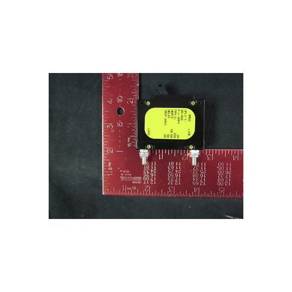AMAT 0680-01062 Circuit Breaker, 1 Phase, 250V, 20A, 50/60Hz