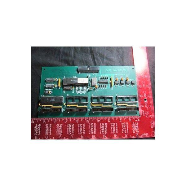 MICRO INSTRUMENT 500-102376-001 AUXILLARY I/O BOARD