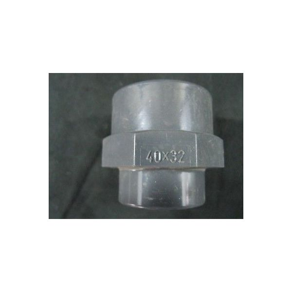FIP 320000104 FIP FITTING PVC REDUCING COUPLING D40XD32
