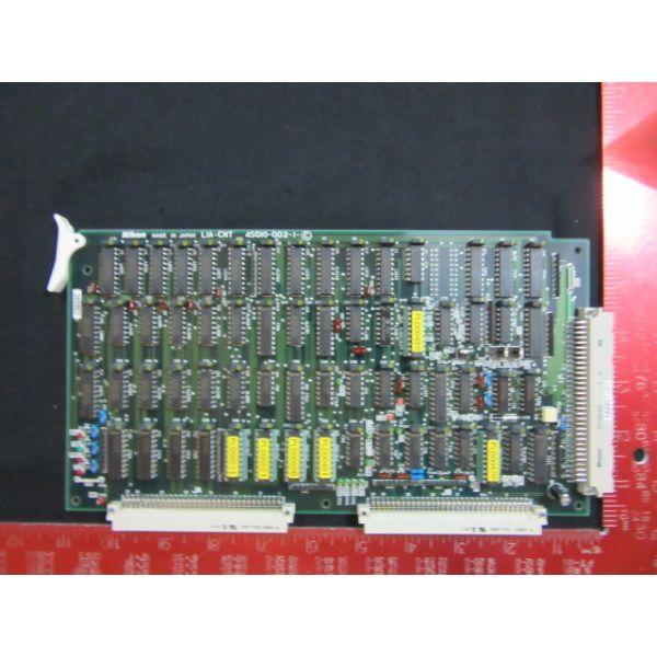 NIKON 4S010-002-1-C   NEW (Not in Original Packaging) PCB, LIA-CNT,KBA00650-AE30