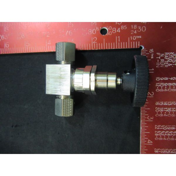 PARKER HANNIFIN CORP 4V1-P4K-SSV-PP New VALVE, BELLOWS DIAPHRAM