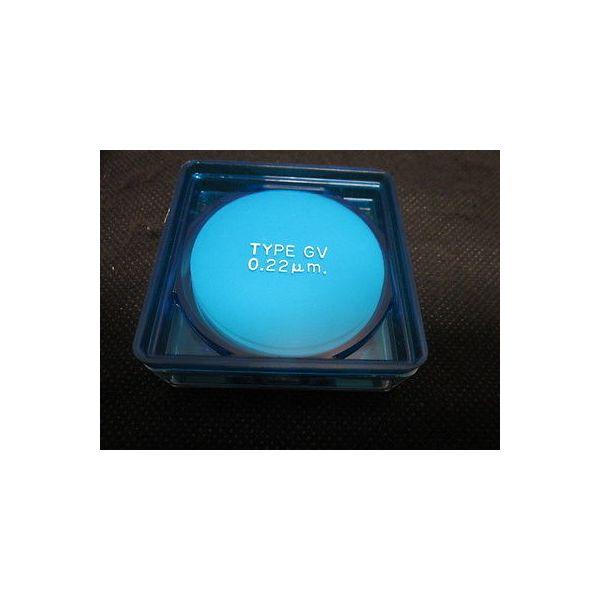 MILLIPORE 551200401 0.22um TYPE GV MEMBRANE  FILTER PACK OF 25