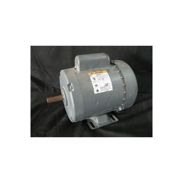 DAYTON 6K472D Motor 1/3hp 110/220Vac, appears never used,