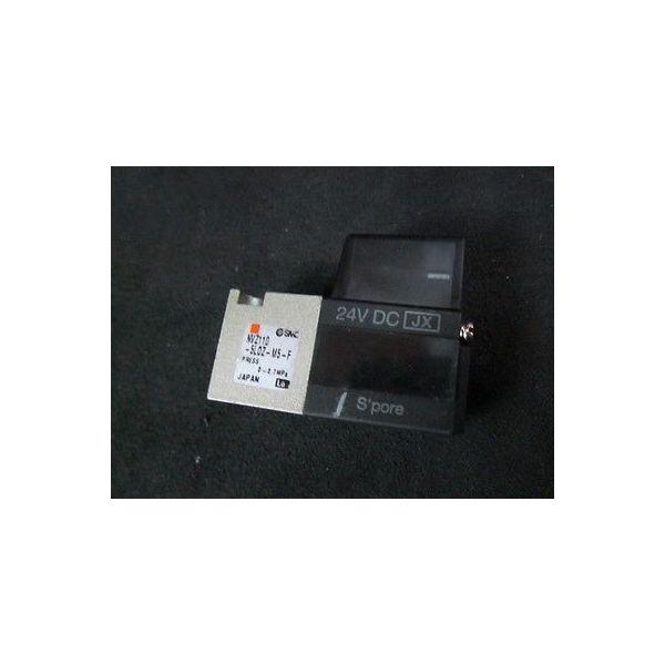 SMC NVZ110-5LOZ-M5-F Solenoid Valve, 0~0.7MPa