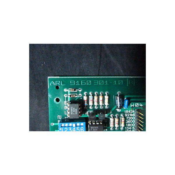 ARC 9160 301-10 PCB, MMB 68- Programmed For: ESC