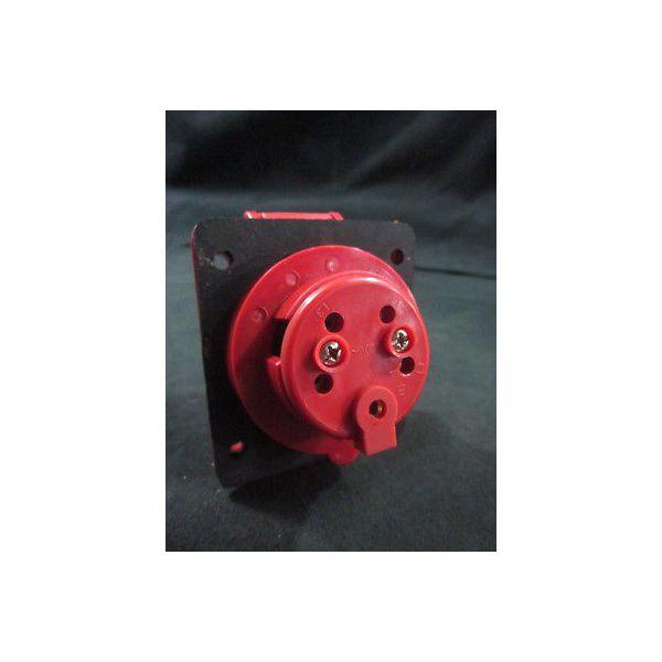 Generic GW62210-A Waterproof Socket,16A-6h/380-415V, Type 415