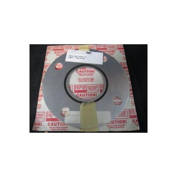 "Applied Materials (AMAT) 3700-01161 LEYBOLD 910-181-605 SEAL DISC ASSY 3\""DIA W/B"