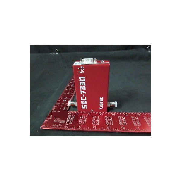 HORIBA/STEC SEC-7330M Mass Flow Controller; Gas: CF4, Flow Rate: 100SCCM