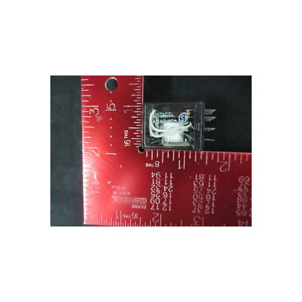 OMRON MY4N Contact: 5A, 240VAC, Coil: 12VDC--not in original packaging