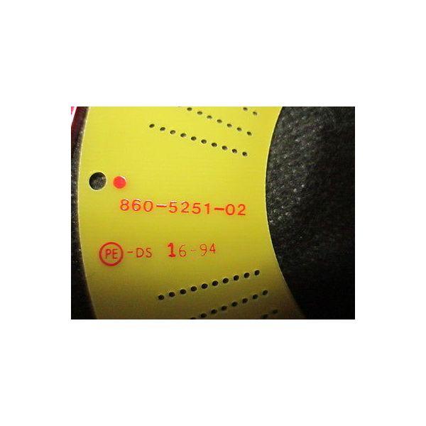TRILLIUM 860-5251-02 RING A  PINS HOLDER  50 OHM DEEP I/F