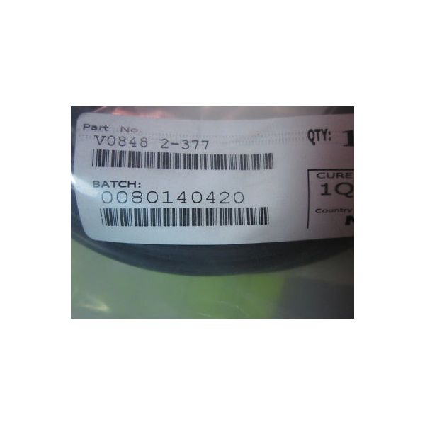 Net Mercury NM0003-5755 O-RING  PLENUM SEAL  (ECLIPSE SPUTTERER)