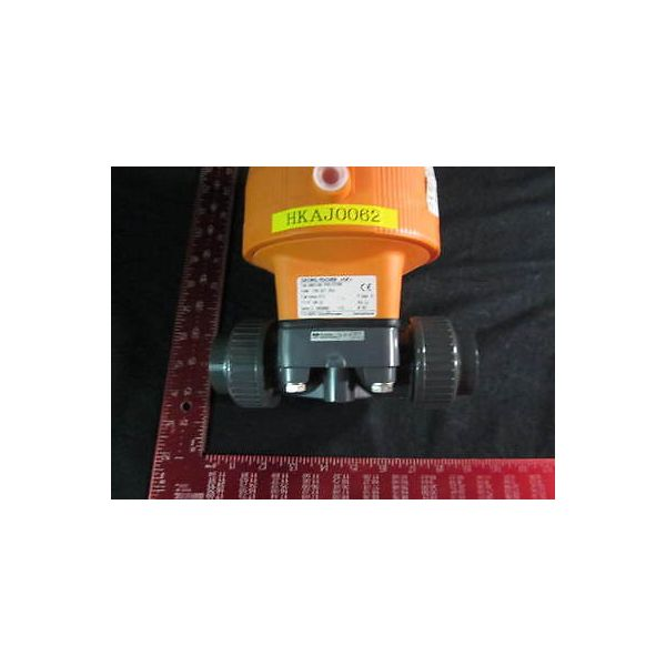 "NAIGAI TECH KAISHA LTD ` VALVE Diastar PVC/EPDM  1\"", AIR OPERATION NC"