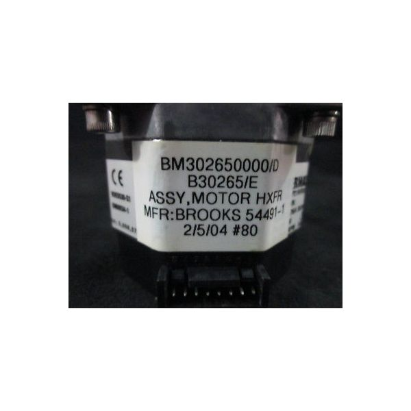 BROOKS INSTRUMENT BM302650000 ASSEMBLY MOTOR HXFR