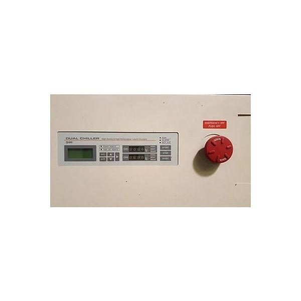 SMC Dual Chiller INR-341-42A Chiller-Heat Exchanger