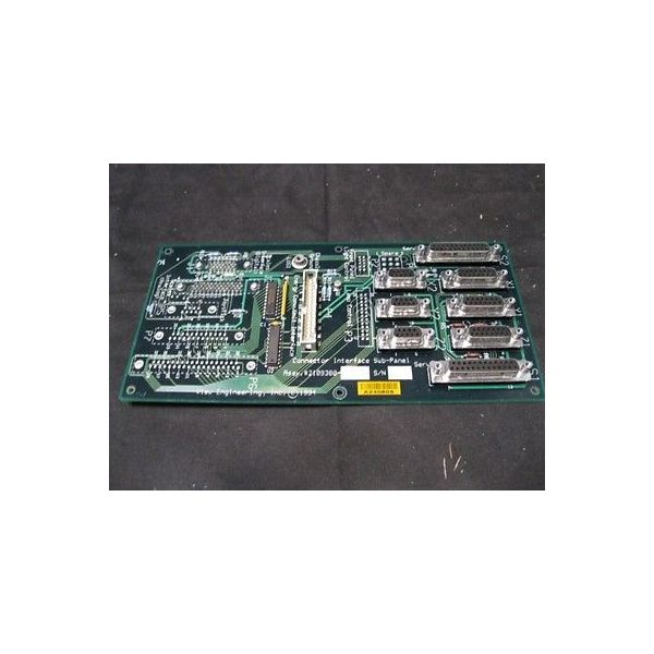 GSI 2109380-507 PCB, CONNECTOR INTERFACERE SUB PANNEL