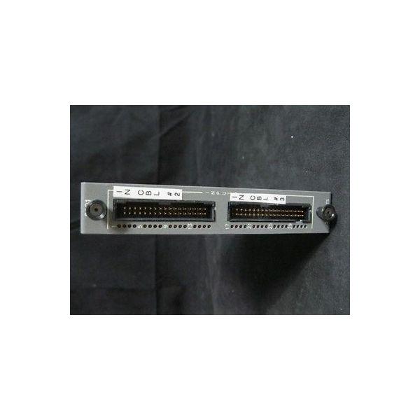 CONTROL TECHNOLOGY CORP 2201 32-CHANNEL INPUT MODULE