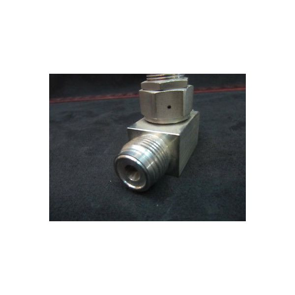 """Swagelok/Nupro SS-8BK-VCR Stainless Steel Bellows Sealed Valve, 1/2\"""" Male VCR"""