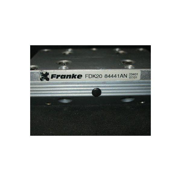FRANKE FDK20 84441AN BEARING, 20 AXES FEATHER ROLLER