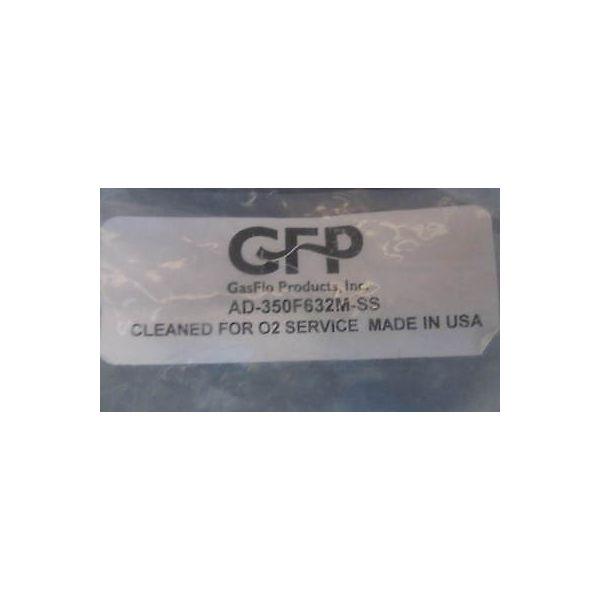 GASFLO AD-350F632M-SS AD-3 SERIES, 3 PIECE ADAPTOR, CGA 350 FEMALE X CGA 632 MAL