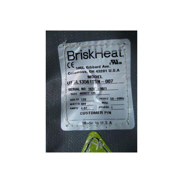 Briskheat UFSL13561TSN-007 Heater Nitride Offset 13 Standard Gas Panel