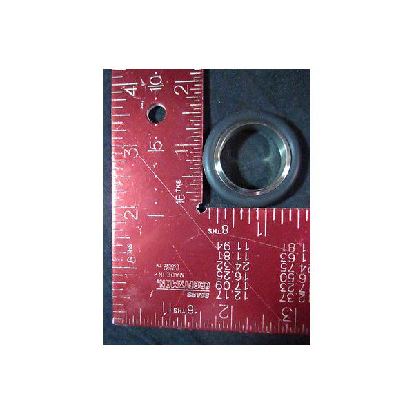 AMAT 3700-01089 Centering Ring Assembly NW25 with Viton SST