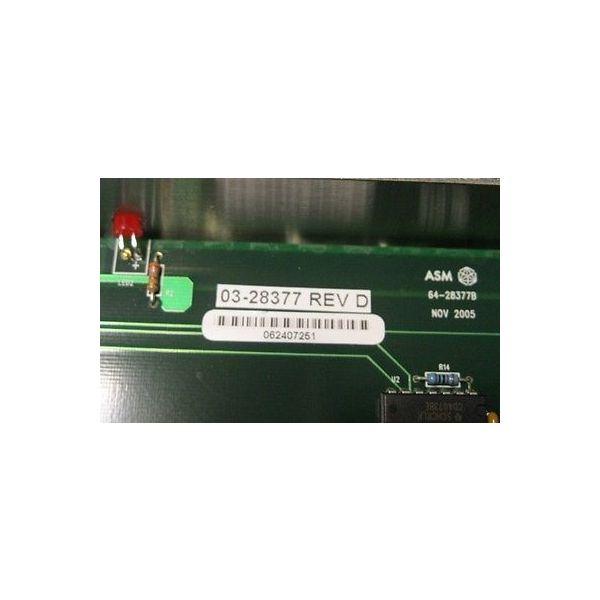 ASML 02-82387 PCB, DUAL STEP Z-ELEV